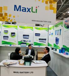 MaxLi Battery Ltd Intersolar EES Europe 2019 Review