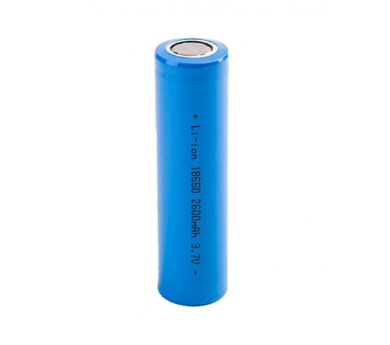 Lithium ion cell 18650 2600mAh
