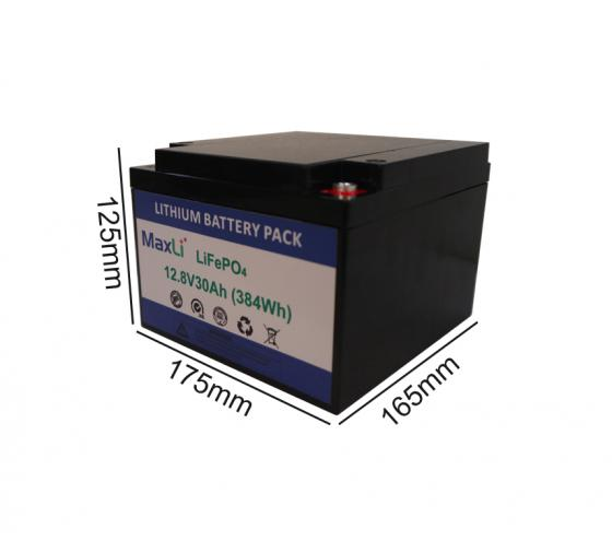 12V 30Ah Deep Cycle Battery