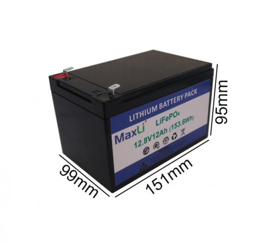 12V 12Ah Deep Cycle Battery
